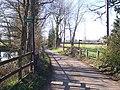 Footpaths on Symons Lane - geograph.org.uk - 1231772.jpg