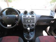 Ford Fiesta – Wikipedia, wolna encyklopedia