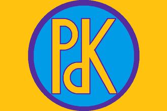 Iraqi–Kurdish Civil War - Image: Former Flag of KDP