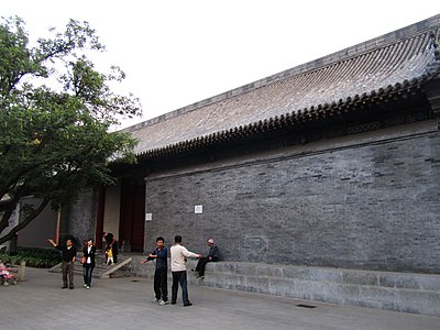 Former No.1 Middle School of Shanxi Province 04 2012-09.JPG