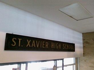 St. Xavier High School (Cincinnati) - Bennish