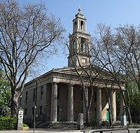 Former St George's Church, Wells Way, Camberwell, London (IoE Code 471458).JPG