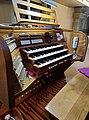 Forst (Baden), St. Barbara, Orgel (3).jpg