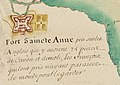 Fort Albany rebaptisé Fort Sainte-Anne aprés sa prise par les Français en 1686.jpg