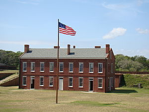 Fort Clinch - Fort Clinch