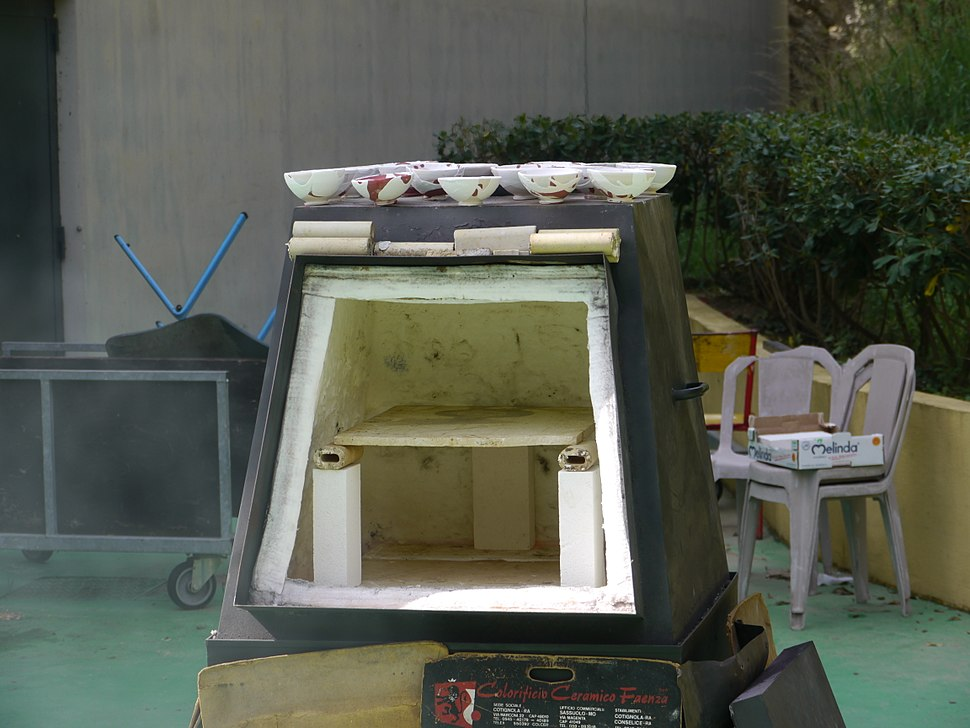 Four à céramique - Japan Auréa - 2011-0403- P1070446