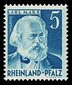 Fr. Zone Rheinland-Pfalz 1948 34 Karl Marx.jpg