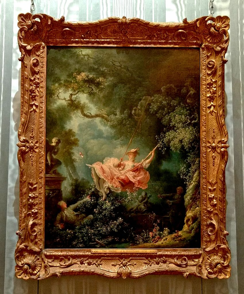 File Fragonard The Swing Wallace Collection Jpg