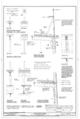Framing Details, 1886 - Ship BALCLUTHA, 2905 Hyde Street Pier, San Francisco, San Francisco County, CA HAER CAL,38-SANFRA,200- (sheet 49 of 69).png