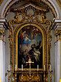 Framwork of the altar in San Gregorio al Celio (Rome).jpg