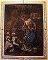 Francesco nasini, morte di un vescovo con apparizione del redentore, da s.francesco.JPG
