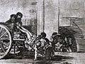 Francisco de Goya y Lucientes - Cartloads to the cemetery - WGA10134.jpg