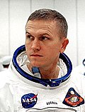 Frank Borman suiting up on Apollo 8 launch day
