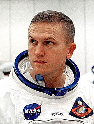 Congressional Space Medal of Honor - Frank Borman