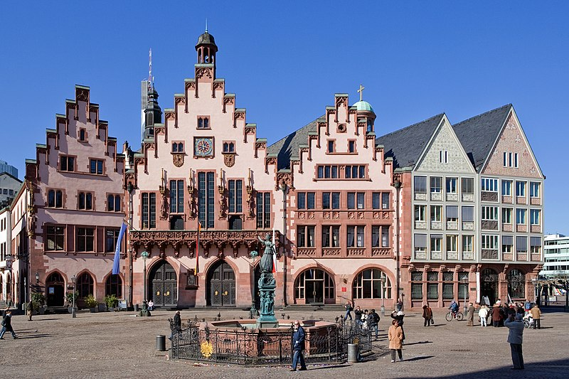 File:Frankfurt Am Main-Roemerberg 19-27 von Suedosten-20110307.jpg