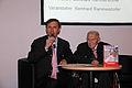 Frankfurter Buchmesse 2011 - Rammerstorfer und Engleitner.JPG