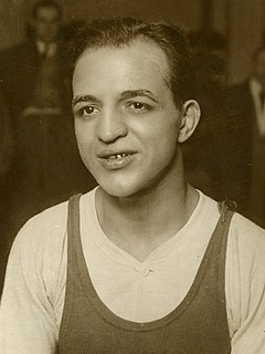 Frankie Genaro American boxer