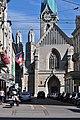 Fraumünster - Poststrasse - Paradeplatz 2010-09-21 15-02-08.jpg