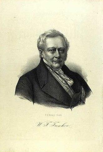 Treschows Stiftelse - Frederik Treschow