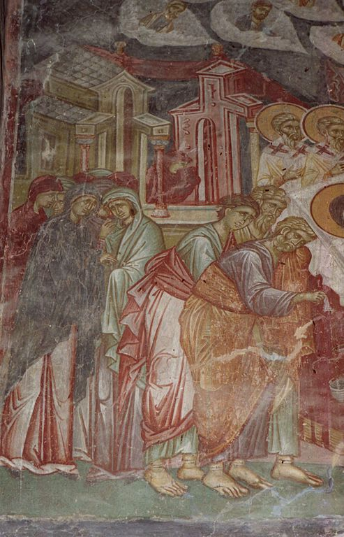 File:Frescos from the Church of the Presentation of Virgin ...