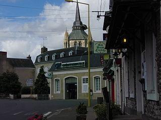 Fresnay-sur-Sarthe Commune in Pays de la Loire, France
