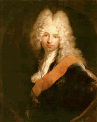 Владетельный супруг царевны Анны герцог Курляндии и Семигалии Фридрих Вильгельм