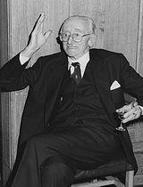 Hayek nel 1981.