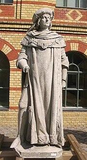 Friedrich I Brandenburg Siegesallee Zitadelle