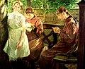 Fritz von Uhde - Die Töchter des Künstlers (1896).jpg