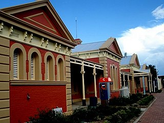 Tamworth railway station, New South Wales