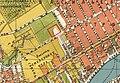 Future Vasileostrovsky tram depot location on map of Vasilyevsky Island, Saint Petersburg, Russia (c. 1900–1907).jpg