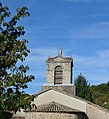 Génestelle, Ardèche, France. Eglise Sainte-Marie 02.jpg