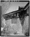 GARAGE, SOUTHEAST END - Stan Hywet Hall, Carriage House and Garage, 714 North Portage Path, Akron, Summit County, OH HABS OHIO,77-AKRO,5A-16.tif