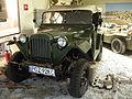 GAZ 67 B, ZSRR 1944, poj.sil.3200cm2, moc 54 KM, pręd. max 90 kmh..jpg