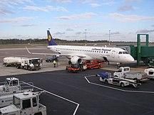Летище Гьотеборг-Ландветер