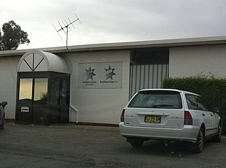 GTS/BKN - GTS/BKN studios in Broken Hill