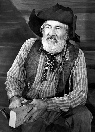 "George ""Gabby"" Hayes - NBC publicity photo, 1953"