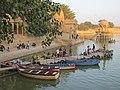 Gadisar Lake Jaisalmer Raj.jpg
