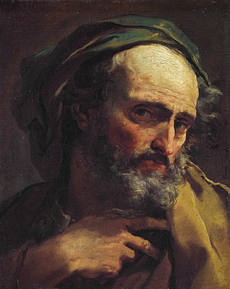 Gaetano Gandolfi - Image: Gaetano Gandolfi Study of a Bearded Man WGA8456