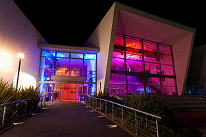 University of Waikato - The Gallagher Academy of Performing Arts.
