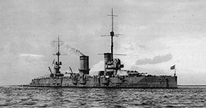 Gangut-class battleship - Image: Gangut battleship
