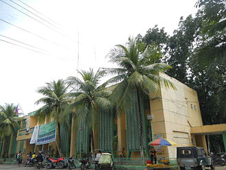 Norzagaray, Bulacan - Town hall, seat of the Government