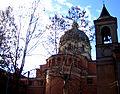 Garbatella San Francesco Saverio apse and dome.jpg