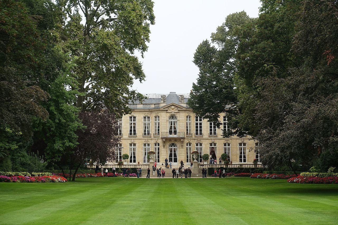 Hotel Matignon Paris Garden