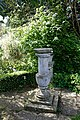 Garden plinth at Myddelton House, Enfield, London.jpg