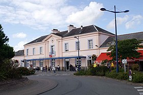 Image illustrative de l'article Gare d'Auray