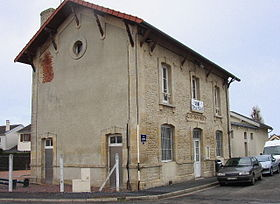 Image illustrative de l'article Gare de Luc-sur-Mer