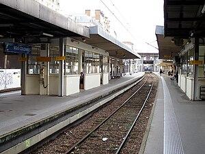 Bois-Colombes Station - Gare de Bois-Colombes