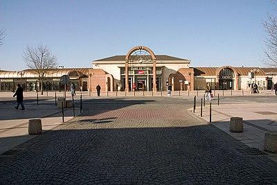 Gare de Creil