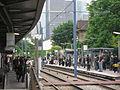 Gare de Puteaux.Quai tramway by Line1.jpg